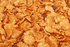 Free Corn Flakes Royalty Free Stock Photo - 15262485