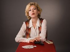 Free Play Poker Stock Images - 15263424