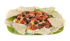 Free Taco Dip Royalty Free Stock Photo - 15264115