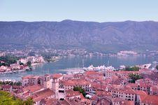 Free Panorama Of Bay Royalty Free Stock Image - 15264546