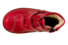 Free Red Shoe Stock Images - 15264554