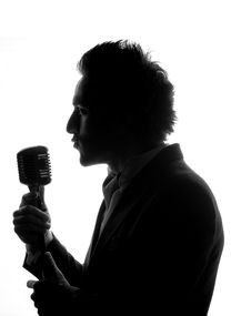 Free Singer Stock Photography - 15264612