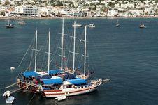 Free Ships Stock Photo - 15264960