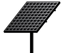 Free Solar Panel Royalty Free Stock Photography - 15265047