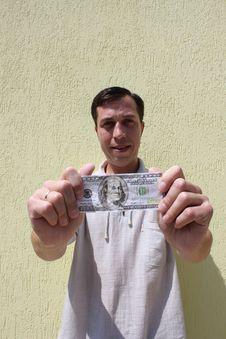 Free Dollars Royalty Free Stock Image - 15266546