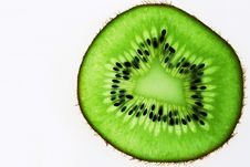 Free Slice Of Kiwi Royalty Free Stock Image - 15266616