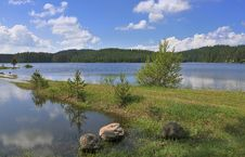 Free Lake Royalty Free Stock Images - 15266789