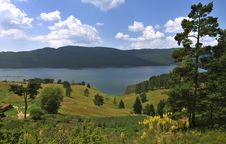 Free Lake Royalty Free Stock Photos - 15266868