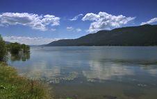 Free Lake Royalty Free Stock Photo - 15266925