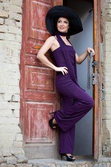 Free Beautiful Lady Royalty Free Stock Image - 15267386