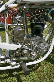 Free Motorcycle Engine Royalty Free Stock Photos - 15267688