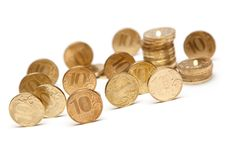 Free Gold Coins Stock Photos - 15267743