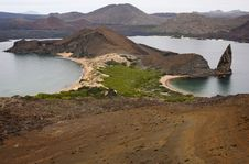 Free Bartolome Island - Galapagos Stock Images - 15268664