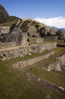 Free Machu Picchu Royalty Free Stock Images - 15268689