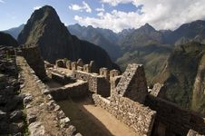 Free Machu Picchu Royalty Free Stock Photo - 15268695