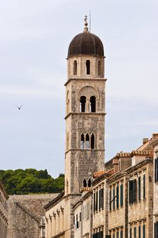 Free Tower In Dubrovnik Royalty Free Stock Photo - 15268785