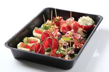 Free Hors D Oeuvres Stock Images - 15268874