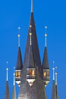 Free Bell Tower Royalty Free Stock Photos - 15269428
