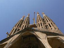 Free Sagrada Familia Stock Photos - 15269663