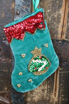 Free Christmas Stocking Stock Photos - 15269713
