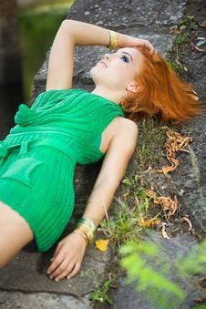 Free Beautiful Woman Stock Image - 15269781