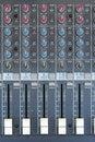 Free Audio Mixer Hardware Stock Photos - 15270813