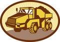 Free Mining Dumper Dump Truck Royalty Free Stock Image - 15272176
