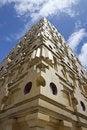 Free The Shape Strange Yellow Pagoda Stock Images - 15274174