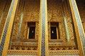 Free Windows Thai Style Royalty Free Stock Photo - 15274855