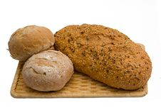 Free Bread And Rolls Royalty Free Stock Image - 15270006