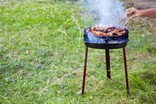 Free Barbecue Gril Royalty Free Stock Photo - 15270055