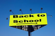 Free Back To School Stock Images - 15270094