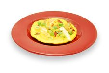 Free Delicious Omlette Stock Photography - 15270222