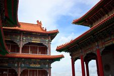 Free Chinese Temple Stock Images - 15272104