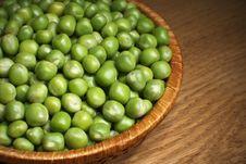 Free Green Peas Stock Photos - 15272463