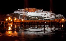 Free The Potala Palace Royalty Free Stock Photography - 15272977