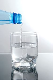 Free Water And Bottle Stock Image - 15273121