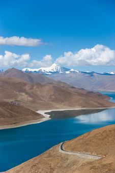 Free Lake In Tibet, China Stock Photo - 15273240