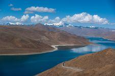 Free Lake In Tibet, China Stock Photos - 15273253