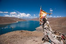 Free Lake In Tibet, China Stock Photography - 15273262
