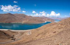 Free Lake In Tibet, China Stock Photos - 15273263