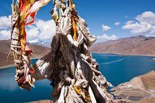 Free Lake In Tibet, China Stock Image - 15273271
