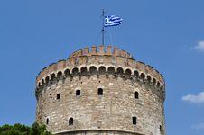 Free White Tower,Greece Stock Photo - 15273420