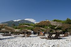 Adriatic Beach Royalty Free Stock Images