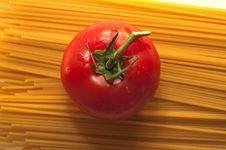 Free Tomato And Spaghetti Horizontal Stock Images - 15274804