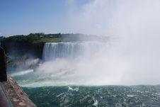 Free Wanderful Niagara Royalty Free Stock Image - 15275916