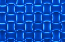 Free Blue Light Pillows Background Royalty Free Stock Image - 15276026