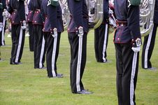 Free Guard Band Of The King Of Norway Royalty Free Stock Photo - 15276785