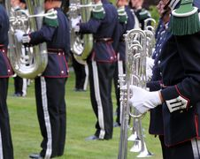 Free Guard Band Of The King Of Norway Royalty Free Stock Photos - 15276788