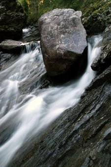 Free Small Water Fall Stock Image - 15276831